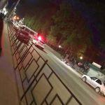 Мотоциклист серьезно пострадал в результате аварии