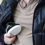 Воришка стащил из спортивного магазина брендовые кроссовки