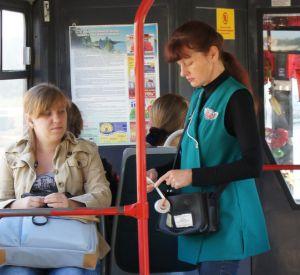 В Смоленске изменилась стоимость проезда в автобусе №127