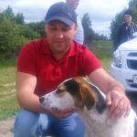 Брошенный пес обрел новую семью
