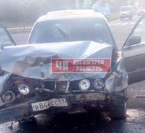 В Смоленской области произошла жёсткая авария
