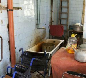 В поселке Гедеоновка отремонтируют психиатрическую больницу