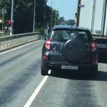Видео: Смолянина возмутило поведение автомобилиста на дороге