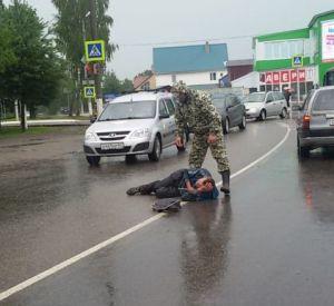 В Смоленской области автомобиль сбил велосипедиста