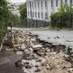 Коммунальная авария на Соборной горе устранена