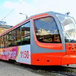 В Смоленске перенесли возвращение трамвая №1