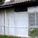 Смоленская семья инвалидов проживает в доме-призраке (видео)