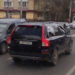 Водитель иномарки проехал перекресток по «встречке»