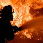В Смоленской области огонь унес жизнь человека