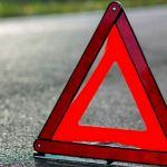 В  тройной аварии пострадала пенсионерка