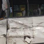 Правоохранительные органы разыскивают очевидцев жуткой аварии, в которой пострадали пассажиры автобуса