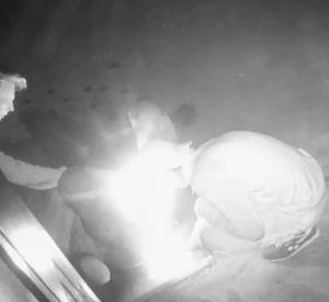 В Смоленске разыскивают молодых пироманов (видео)