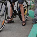 Рецидивист украл велосипед и скрылся на нем с места преступления