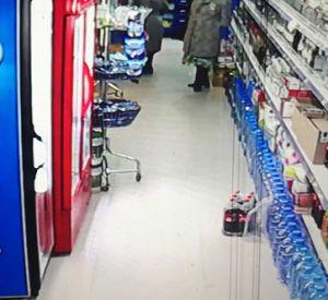 Жительница области совершила кражу в супермаркете