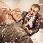 Ссора двух мужчина закончилась уголовным делом