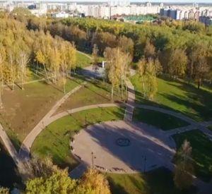 """В новом парке """"Соловьиная роща"""" откроют кафе"""