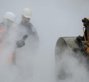 Больше 10 000 смолян остались без отопления из-за аварии
