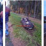 Стали известны подробности жёсткого столкновения двух автомобилей