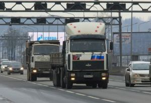 В Смоленской области пешеход попал под фуру