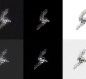 Смолянин сфотографировал орбитальную МКС со своего балкона