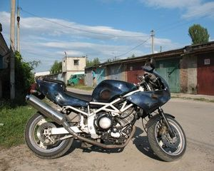 Смолянин дал свой мотоцикл покататься, а сам заявил об угоне
