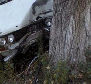 """""""Бесправный"""" водитель покалечил своих пассажиров в аварии"""