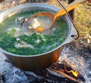 В «Смоленском поозерье» состоится фестиваль рыбацкой кухни
