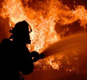 В Смоленской области ночью трижды звучала пожарная тревога