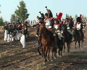 Несколько тысяч смолян стали свидетелями битвы при Лубино