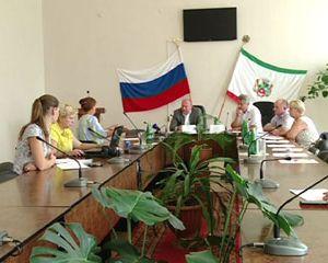 Заместитель губернатора Смоленской области Юрий Пучков в Ярцеве провел прием граждан по личным вопросам