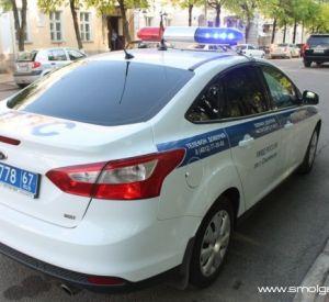 В Смоленской области пытались украсть автомобиль с помощью трактора