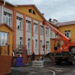 Детский сад на 150 мест обустраивают в новом микрорайоне Смоленска