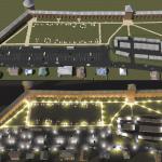 В мэрии показали проект благоустройства восточного участка крепостной стены (фото)