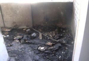 В Смоленской области неизвестные подожгли девятиэтажный дом