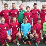 Юношеская команда смоленского «Днепра» завоевала медали на первенстве Черноземья
