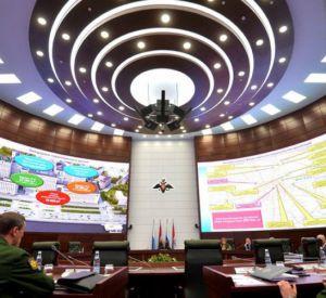 Шойгу отдал приказ сформировать в Смоленске научный центр Сухопутных войск РФ