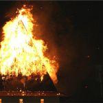 Причиной смерти стрелка из Смоленска стала горящая балка