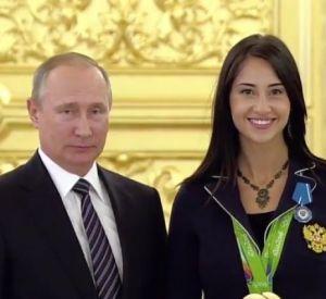 Яна Егорян стала лучшей российской спортсменкой года