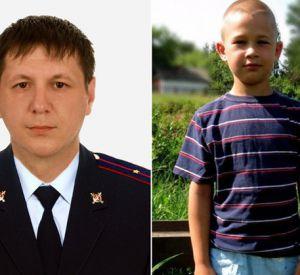 Герои года в Смоленске – участковый и второклассник