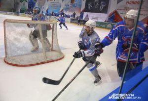 Смоленский ХК «Славутич» одержал первую победу на выезде