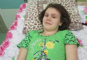 В Смоленске требуется помощь 13-летней жертве ДТП