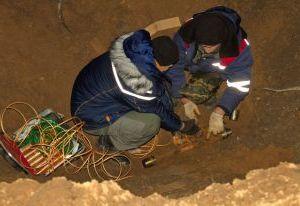 В Смоленском районе обнаружили 30 кг тротила