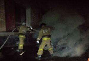 Из дома в центре Смоленска пожарные эвакуировали 8 человек