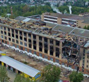 «Твое» не будет восстанавливать производство на «Шарме» после пожара