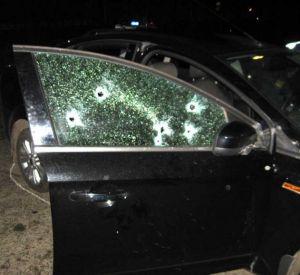 Полиция подтвердила расстрел машины в Ярцево