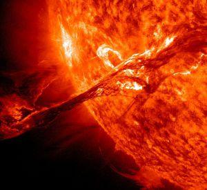 Вспышка на Солнце станет катастрофой для Смоленска