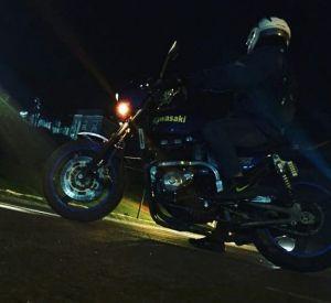 Подробности жуткой аварии с мотоциклистом