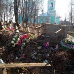 В Смоленской области обнаружили кладбище-свалку (фото)