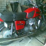 Безработный смолянин угнал нерабочий мотоцикл соседа