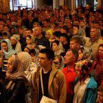 Православные смоляне отмечают праздник Пасхи